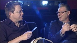 Simon Mayo and Mark Kermode talk about movies