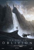Oblivion movie poster from official site