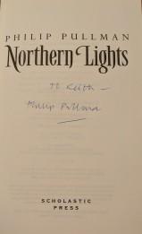 Northern Lights dedicaton