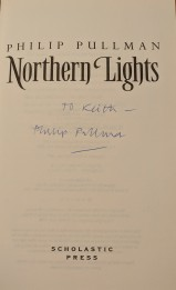 Northern Lights dedicaton